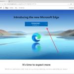 윈도우 10 / 크로미움 기반 엣지 / 설치하는 방법