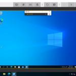 윈도우 10 / 빠른 지원 / 다른 컴퓨터에 원격으로 접속하여 지원하는 방법